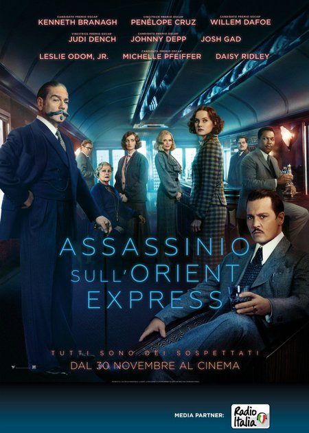 ASSASSINIO SULL'ORIENT EXPRESS (MURDER ON THE ORIENT EXPRESS)