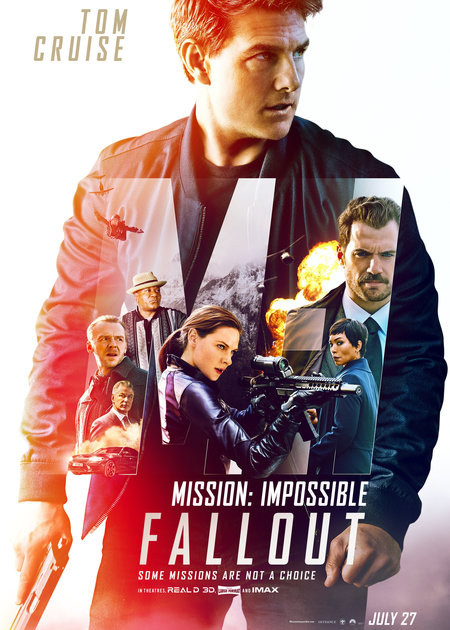 MISSION: IMPOSSIBLE - FALLOUT - 3D