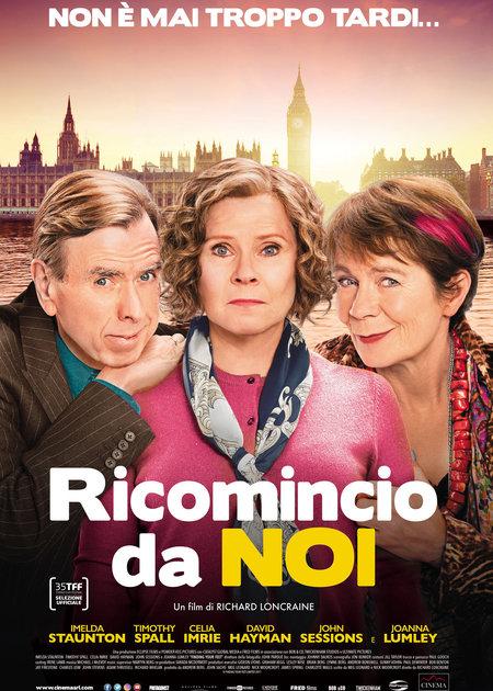 RICOMINCIO DA NOI (FINDING YOUR FEET)