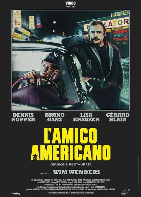 L'AMICO AMERICANO (DER AMERIKANISCHE FREUND)