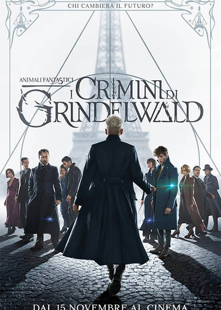 ANIMALI FANTASTICI: I CRIMINI DI GRINDELWALD (FANTASTIC BEASTS: THE CRIMES OF GRINDELWALD)