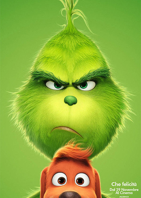 IL GRINCH - 3D (THE GRINCH)