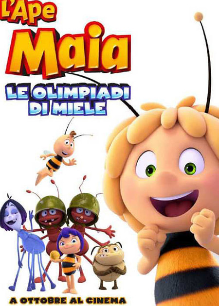 L'APE MAIA - LE OLIMPIADI DI MIELE (MAYA THE BEE 2 - THE HONEY GAMES)