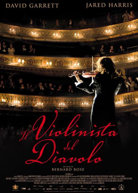 IL VIOLINISTA DEL DIAVOLO (THE DEVIL'S VIOLINIST) (DER TEUFELSGEIGER)