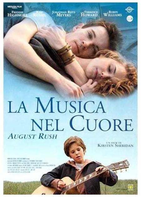 LA MUSICA NEL CUORE (AUGUST RUSH)