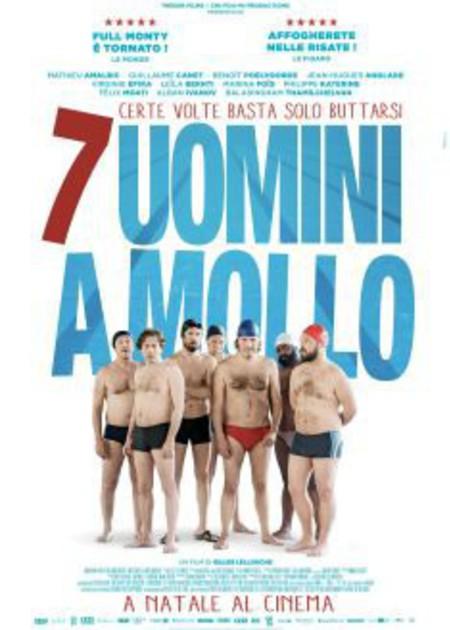 7 UOMINI A MOLLO (LE GRAND BAIN)