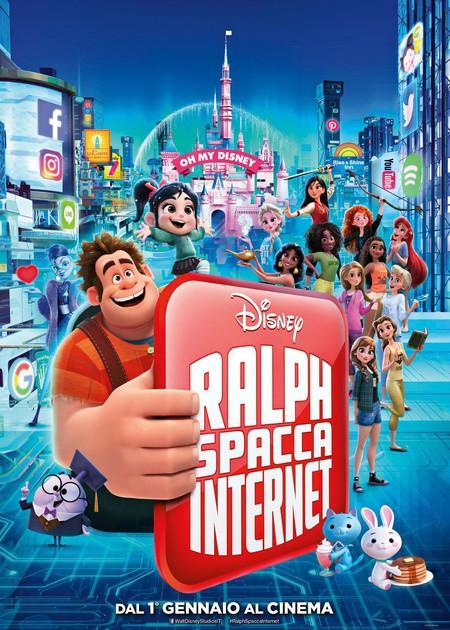 RALPH SPACCA INTERNET - 3D (RALPH BREAKS THE INTERNET)