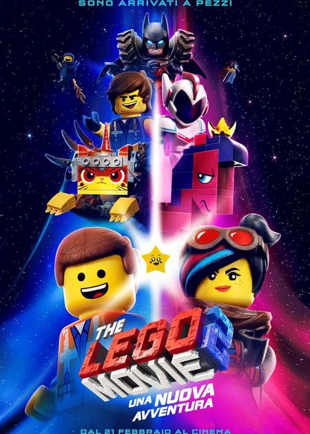 THE LEGO MOVIE 2: UNA NUOVA AVVENTURA (THE LEGO MOVIE 2: THE SECOND PART)
