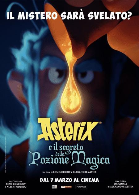 ASTERIX E IL SEGRETO DELLA POZIONE MAGICA (ASTERIX - LE SECRET DE LA POTION MAGIQUE)