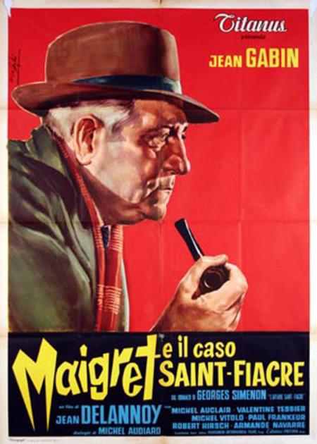 MAIGRET E IL CASO SAINT-FIACRE (MAIGRET ET L'AFFAIRE SAINT-FIACRE)