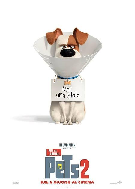 PETS 2 - VITA DA ANIMALI (THE SECRET LIFE OF PETS 2)