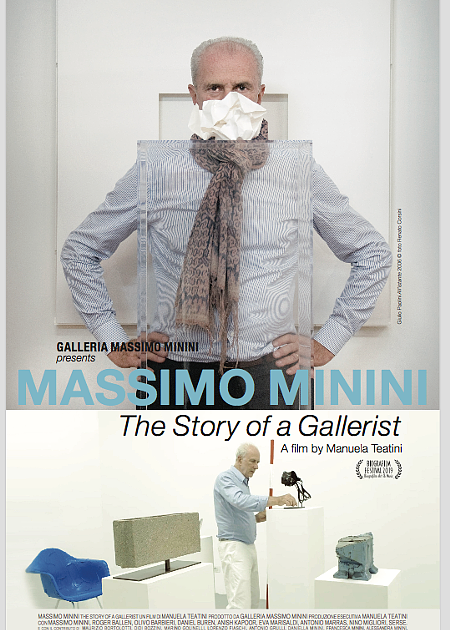 massimo minini. story of a gallerist
