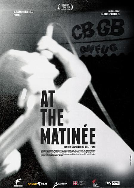 at the matinee