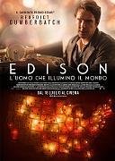 EDISON - L'UOMO CHE ILLUMINO' IL MONDO (THE CURRENT WAR)