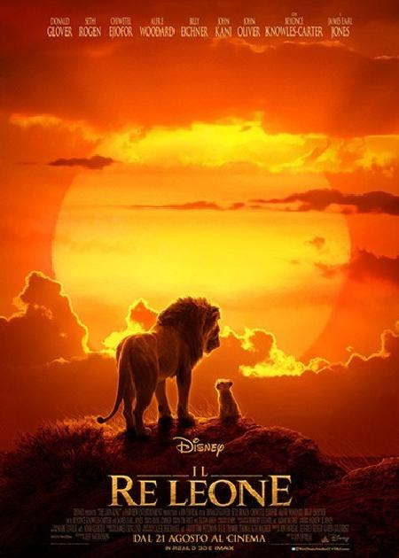 IL RE LEONE - 3D (THE LION KING)