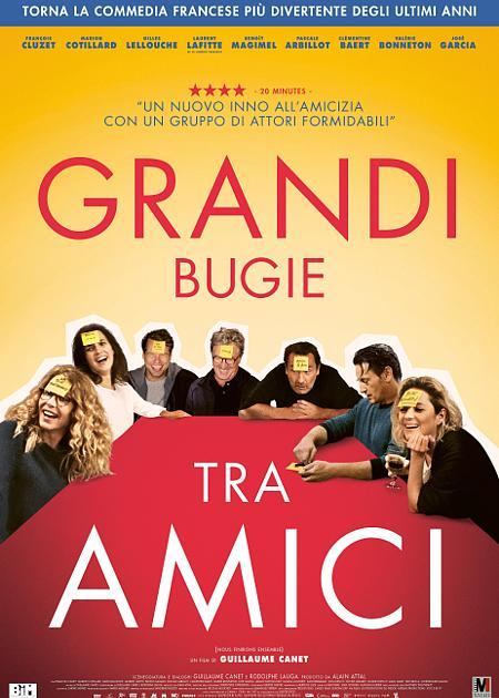 GRANDI BUGIE TRA AMICI (NOUS FINIRONS ENSEMBLE)