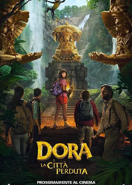 DORA E LA CITTA' PERDUTA (DORA AND THE LOST CITY OF GOLD)
