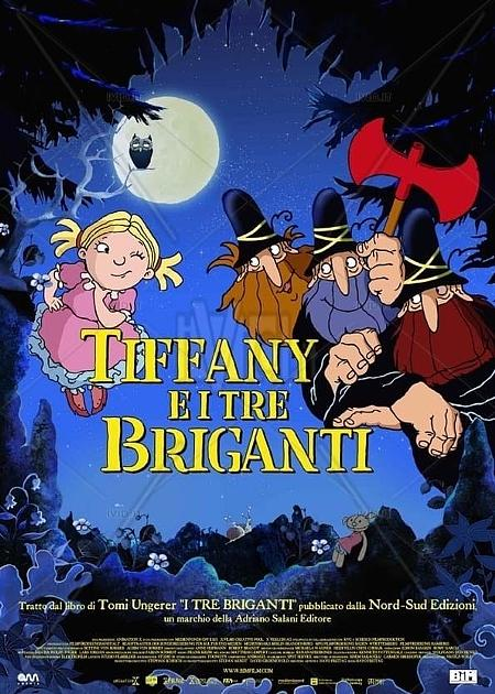 TIFFANY E I TRE BRIGANTI (DIE DREI RAUBER) (THE THREE ROBBERS)