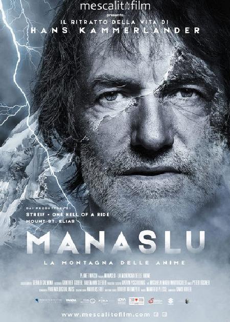 MANASLU LA MONTAGNA DELLE ANIME (MANASLU BERG DER SEELEN)