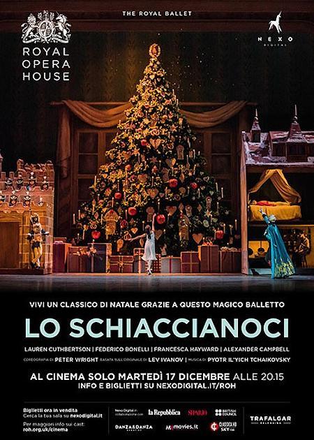 LO SCHIACCIANOCI - ROYAL OPERA HOUSE