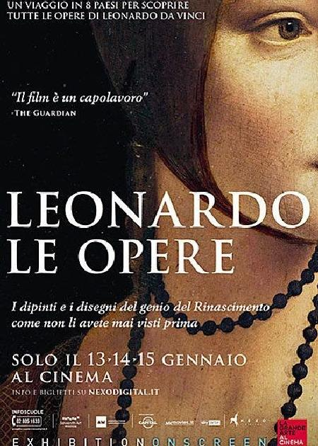 LEONARDO - LE OPERE (LEONARDO: THE WORKS)