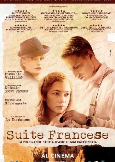 SUITE FRANCESE (SUITE FRANCAISE)
