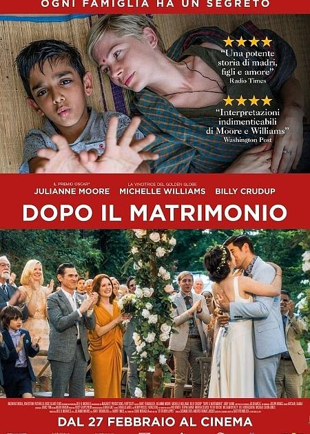 DOPO IL MATRIMONIO (AFTER THE WEDDING)