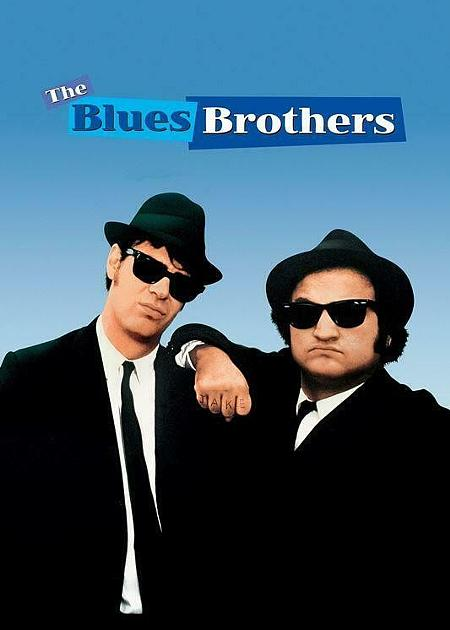 THE BLUES BROTHERS (RIED.)