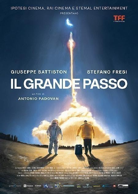 IL GRANDE PASSO (LIVE STREAMING)