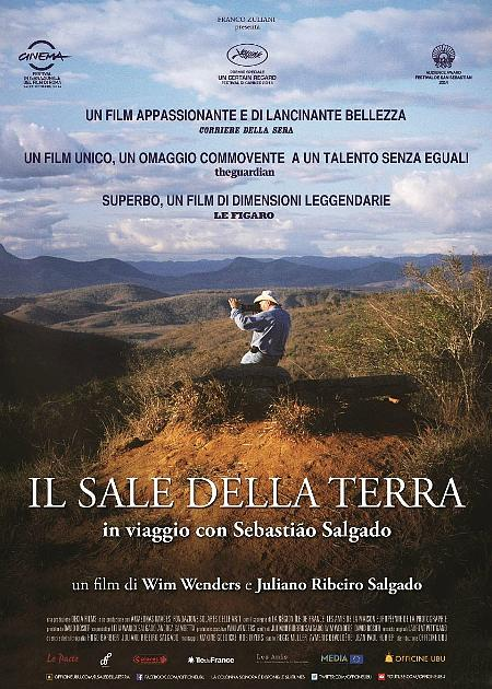 IL SALE DELLA TERRA (THE SALT OF THE EARTH)