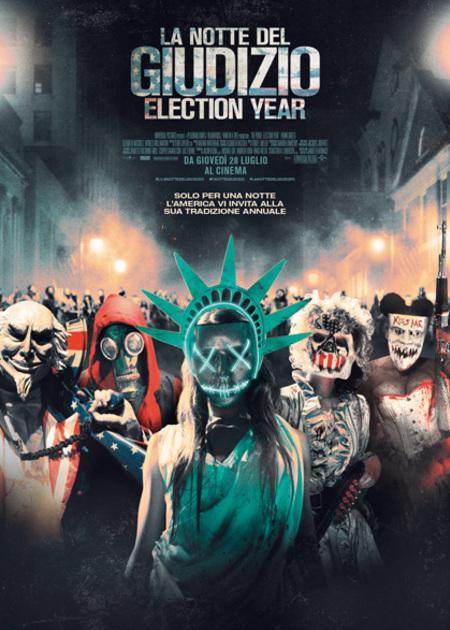 LA NOTTE DEL GIUDIZIO - ELECTION YEAR (THE PURGE